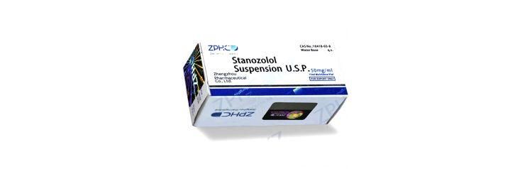 Zhengzhou Stanozolol Suspension 50 мг/мл 10 мл