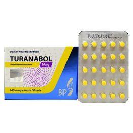 Balkan Turanabol 10 мг 100 таб