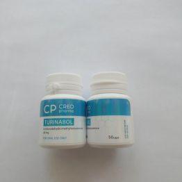 CREOpharma Turinabol 20 мг 50 капс