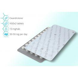 Cygnus Oxandrolone 10 mg 100 таб