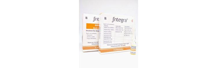 Integra Androvital Vitamins 1 ml