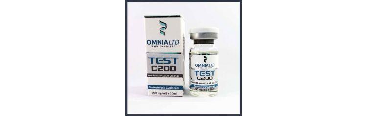 OMNIA TEST C200 10 ml