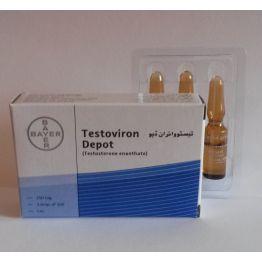 Bayer Schering Testoviron Depot 250 мг/мл 1 мл