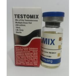 CanadaPeptides TESTOMIX 250 мг/мл 10 мл
