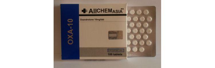 AllChem Asia OXA 10 mg 100 tab