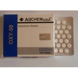 AllChem Asia OXY 50 mg 50 tab (блистер)