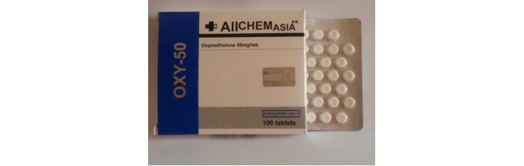 AllChem Asia OXY 50 mg 50 tab