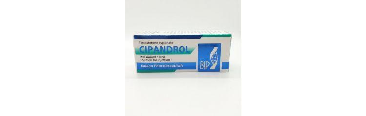 Balkan Cipandrol 200 мг/мл 10 мл