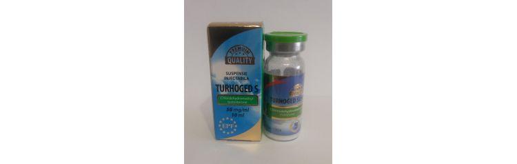 EPF Turhoged-S 50 mg/ml 10 ml