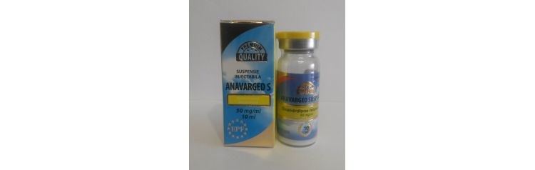 EPF Anavarged-S 50 mg/ml 10 ml