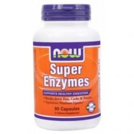 NOW Super Enzymes 90 таб