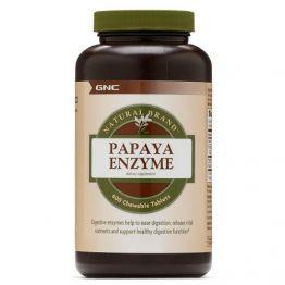 GNC Papaya Enzyme 90 таб