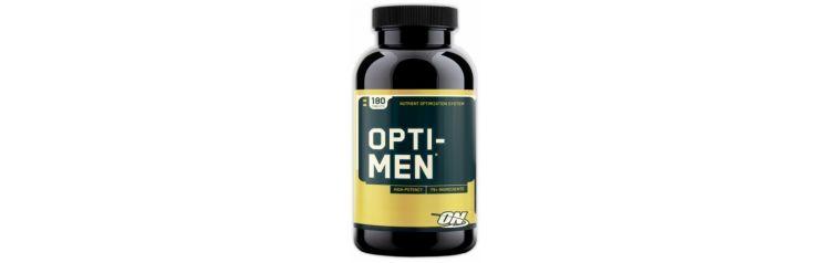 Optimum Opti-Men 150 таб (USA)