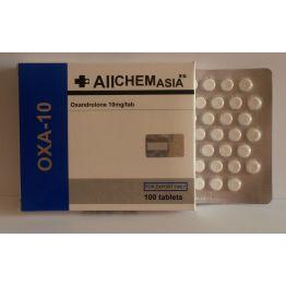 AllChem Asia OXA 10 mg 50 tab (блистер)