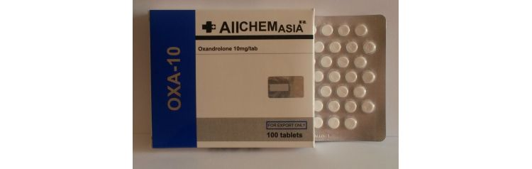 AllChem Asia OXA 10 mg 50 tab
