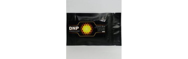 Underground DNP 200 mg 24 kaps