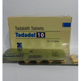 DELTA Tadalafil (Сиалис) 10 мг 10 таб