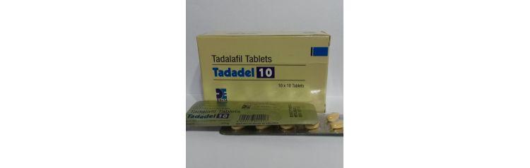 DELTA Tadalafil (Сиалис) 10 таб по 10 мг