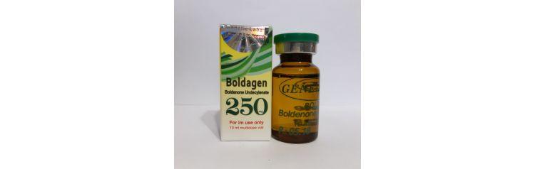 Genetic Labs Boldagen 250 mg 10 ml