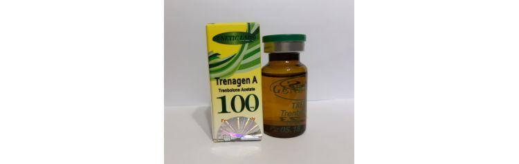 Genetic Labs Trenagen A 100 mg 10 ml