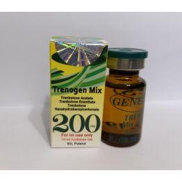 Genetic Labs Trenagen Mix 200 mg 10 ml