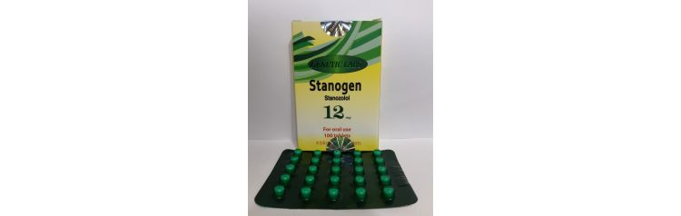 Genetic Labs Stanogen 12 mg 100 tab
