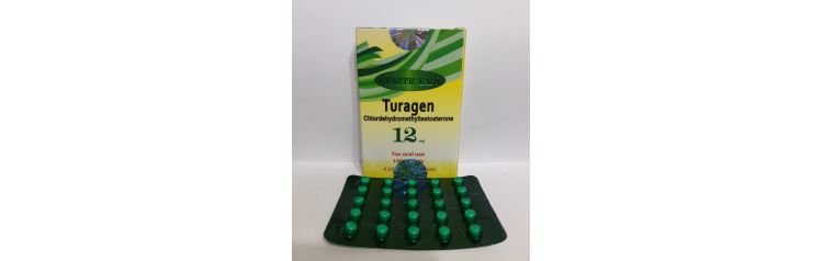 Genetic Labs Turagen 12 mg 100 tab