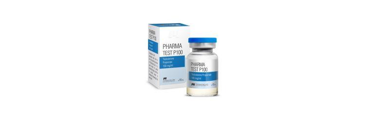 PharmaTEST P 100 мг/мл 10 мл (EXP 08/21)