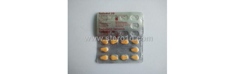 DELTA Tadalafil (Сиалис) 10 таб по 20 мг