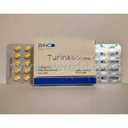 Zhengzhou Turinabol 20 мг 50 таб