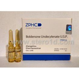 Zhengzhou Boldenone Undecylenate 250 мг/мл 1 мл