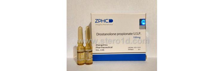Zhengzhou Drostanolone propionate 100 мг/мл 1 мл