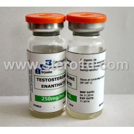 SFT Testosterone Enanthate 250 мг/мл 10 мл