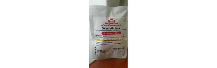 Thai-Gen Oxymetholone 50 мг 50 капс
