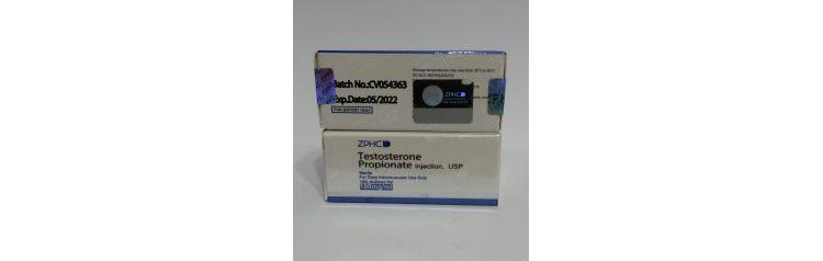 Zhengzhou Testosterone Propionate 100 мг/мл 10 мл