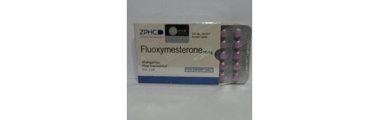 Zhengzhou Fluoxymesterone 10 mg 50 tab