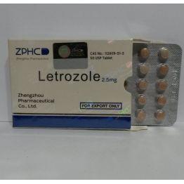 Zhengzhou Letrozole 2,5 мг 5 таб