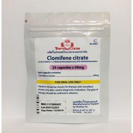 Thai-Gen Clomifen 50 мг 25 капс