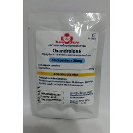 Thai-Gen Oxandrolon 20 мг 50 капс