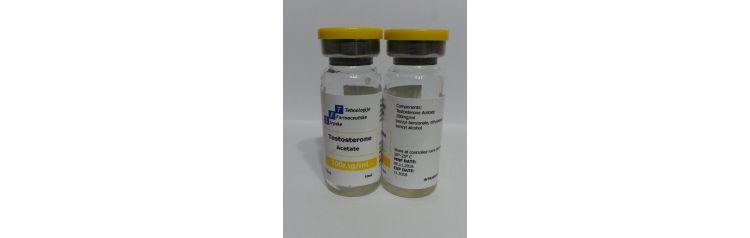 SFT Testosterone Acetate 100 мг/мл 10 мл