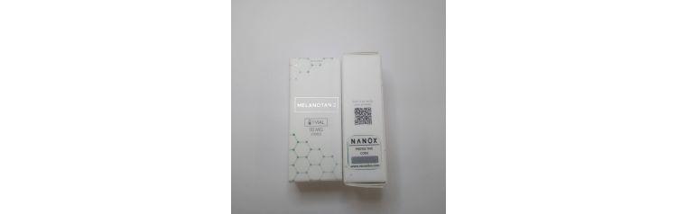 Меланотан Nanox Melanotan 2 10 mg